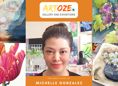 """Inspire and Empower"" - Featured Artist - Michelle Gonzalez"