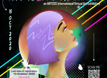 ARTOZE International Art Exhibition - Digital Art & Photography Exhibition