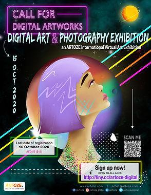 ARTOZE International Art Exhibtiion - Di