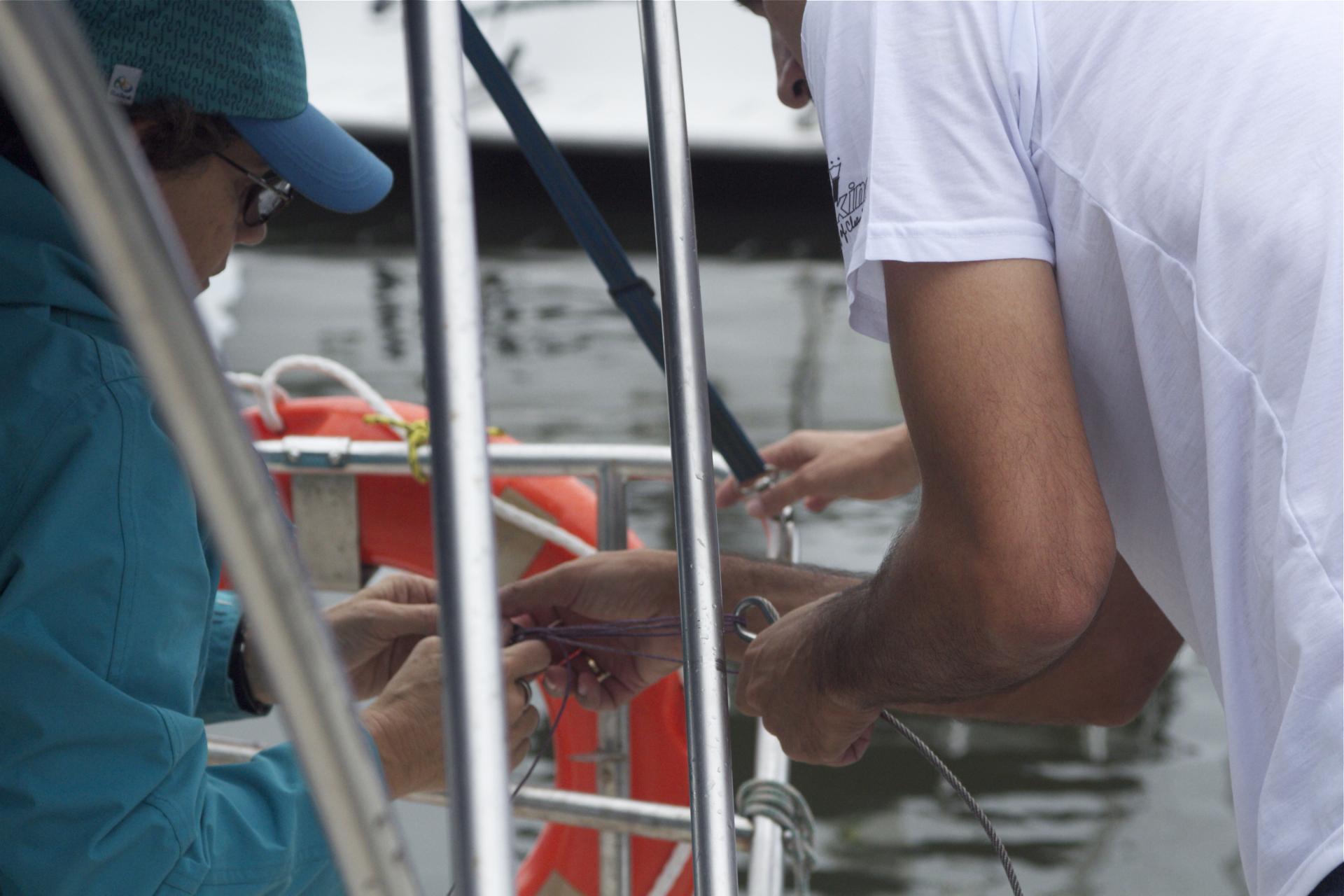 Sailing Sense - Lar das Moças Cegas