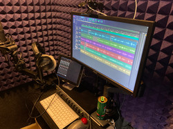RECORDING BOOTH
