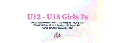 Term 3 Girls 7s U12, U14, U16 & U18 FB E