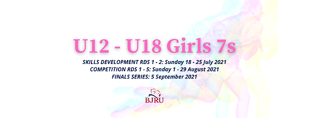 Term 3 Girls 7s U12, U14, U16 & U18 FB E