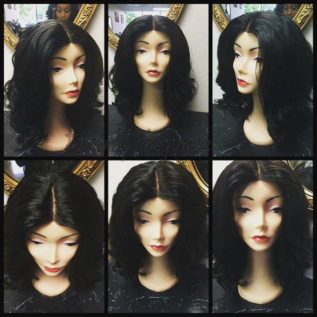 Wig Unit and Install