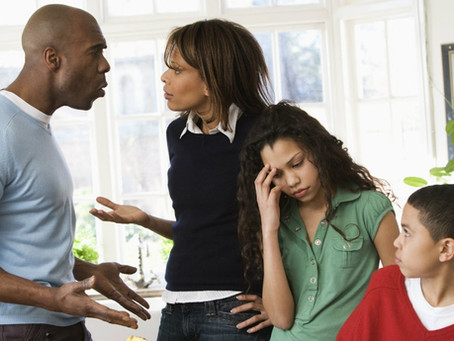 Keeping the Peace Between Your Partner and Your Kids