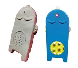 vocoder toy fuzzle