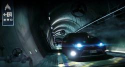 Japan tunnel design