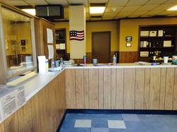 sheriff's office interior build