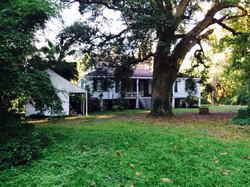 external plantation home