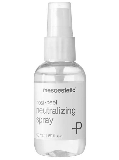 post-peel neutralizing spray