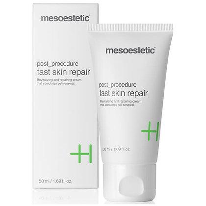 post-procedure fast skin repair