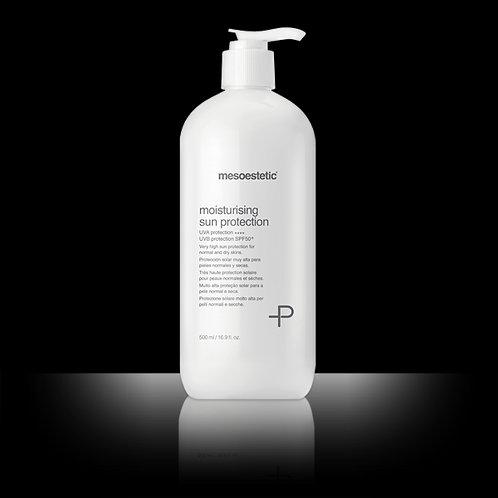moisturising sun protection  I  SPF50 +