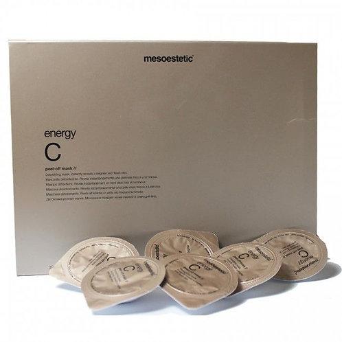 energy C peel-off mask