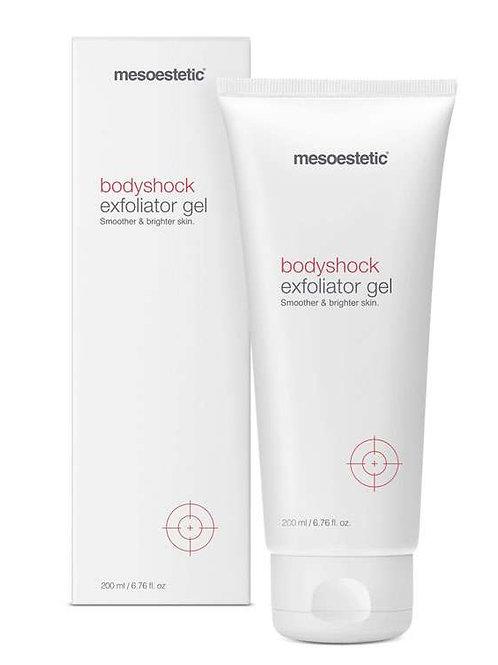 bodyshock exfoliator gel