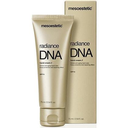 radiance DNA hand cream