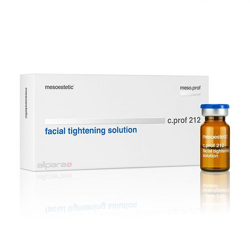 c.prof 212 facial tightening solution