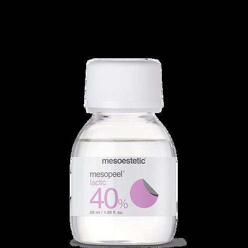 mesopeel lactic 40%