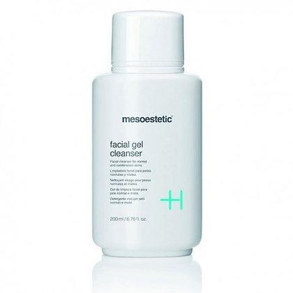 facial gel cleanser