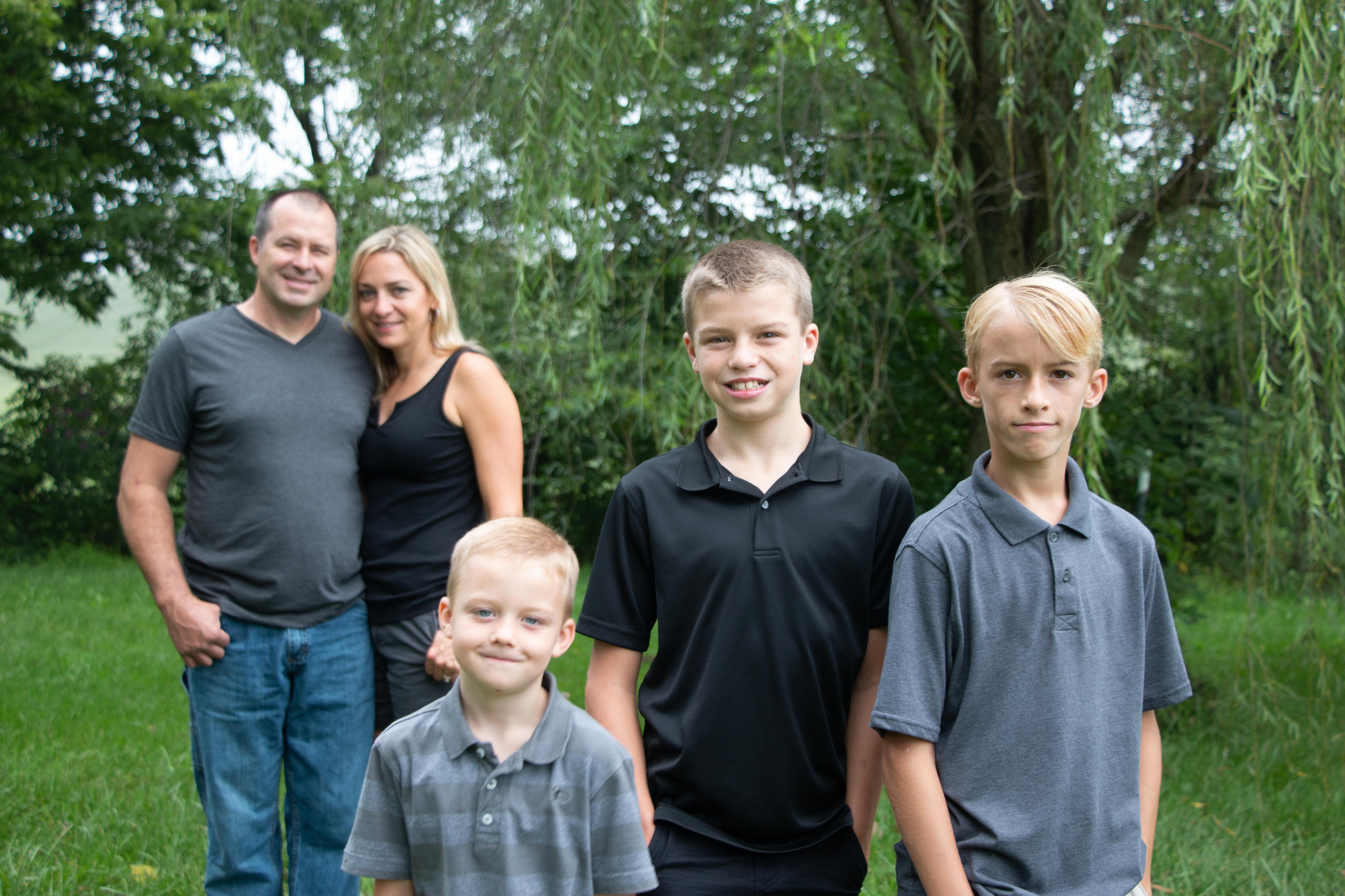 Family Photos Session