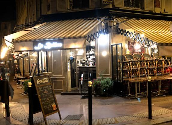 Menu Suspendu pour les étudiants chez Restaurant Le Boléro de ravel