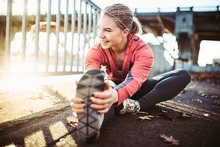 Beinner's running course in London