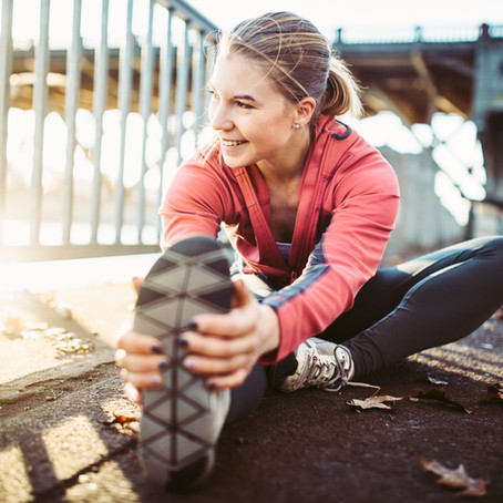 How Pushing Yourself in exercise can translate to the rest of your life