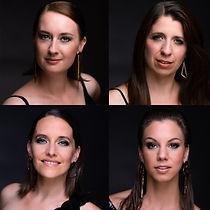 Allegria, weiblicher acappella-Gesang mit Sophie Becker