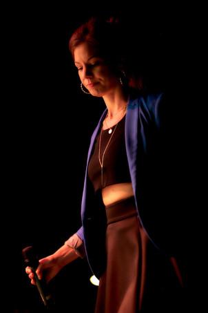 SOPHIE, stageshot in FFM, Gallusfest