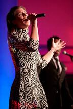 Sängerin Sophie Becker aus Frankfurt. Gala, Event, Hochzeiten