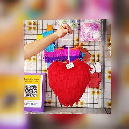 Coração 3D Pequeno