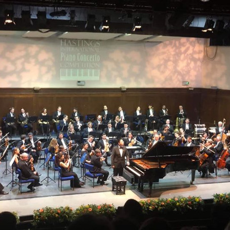My Debut with Royal Philharmonic Orchestra