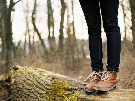 Standing on Your Own Two Feet, Side by Side - Rachel E Gardner, LPC Intern