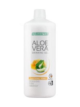 Aloe Vera Drinkinggel - honing