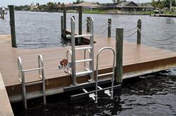 Dock Mounted Launch