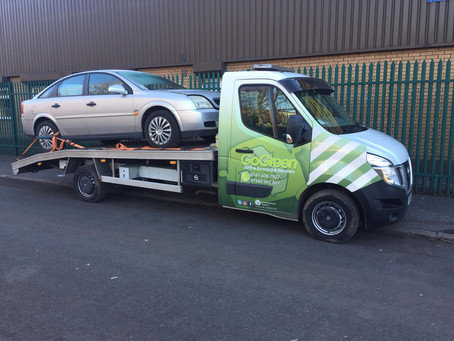 Looking for a vehicle scrap yard in Manchester?