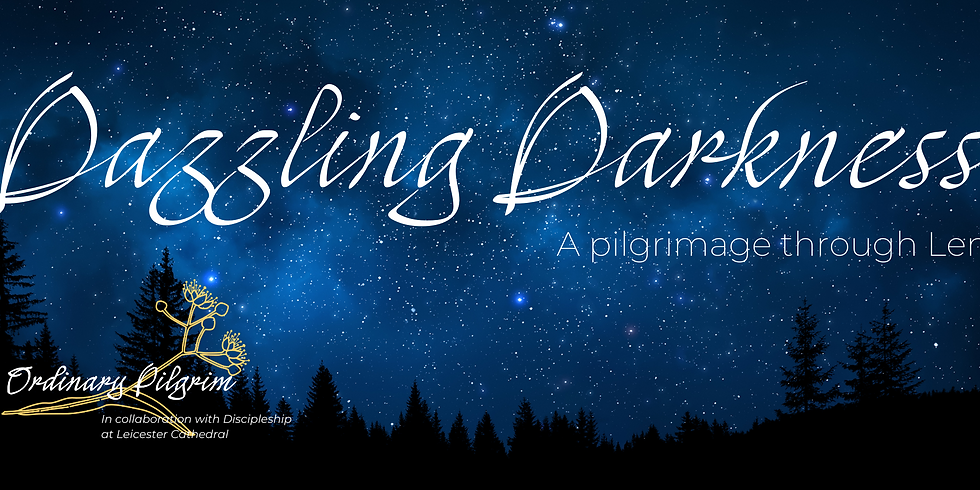Dazzling Darkness - Lent Email Course
