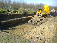 Groundwork contractors Doncaster