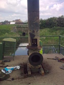 Vertical Spindal Pump Repair