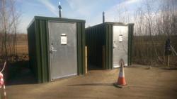 Natsol Compost Toilet Installation