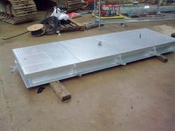 Galvanised Steel Fabrication