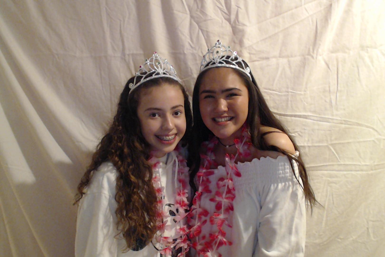 Michelle and Sophia 14th birthday017-2018-03-10singles