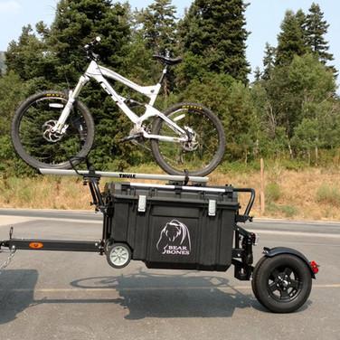Sport Trailer Config w/ Wheel/Tire Upgrade