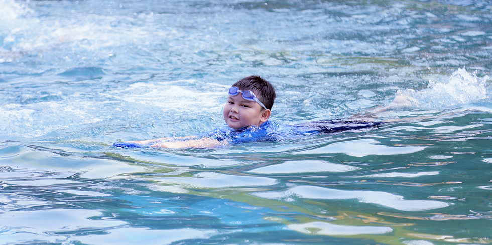 Swimming Basic Practicular