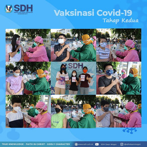 SDH Daan Mogot Vaccinated Phase 2