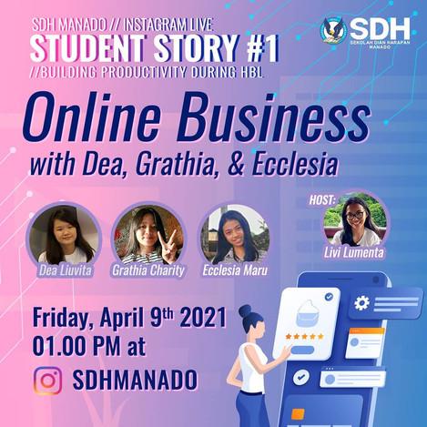 SDH Manado Student Story #1