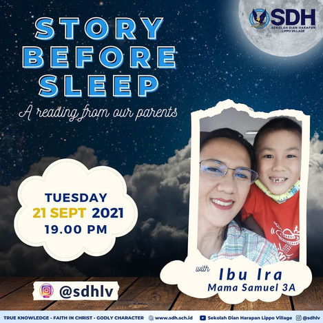 Story Before Sleep: 21 September 2021