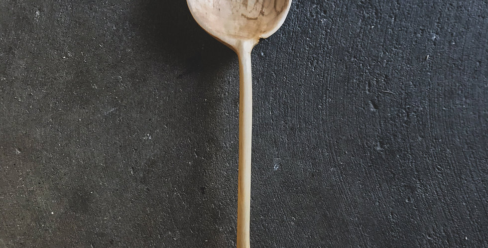 Knotted Birchwood Ladle