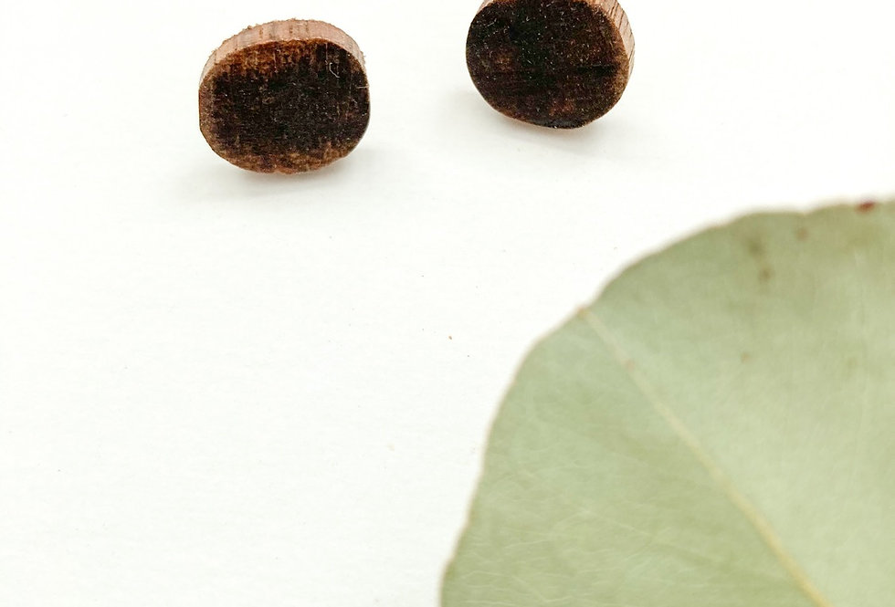 Black Walnut Studs