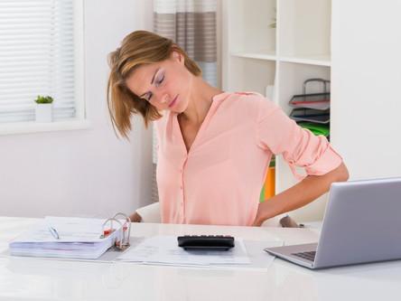 Rückenschmerzen, Auslöser und Ursache