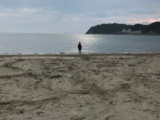 海開きから一夜明けて、、、